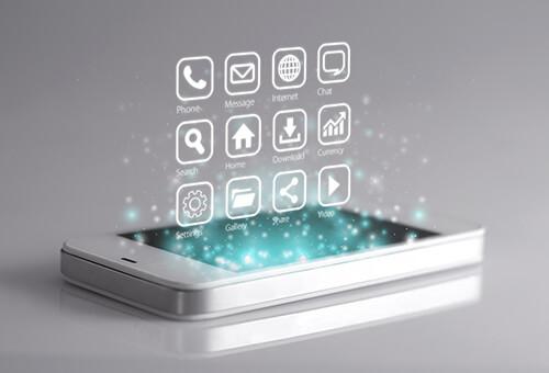 offre de services dédiée aux applications mobiles iOs et android